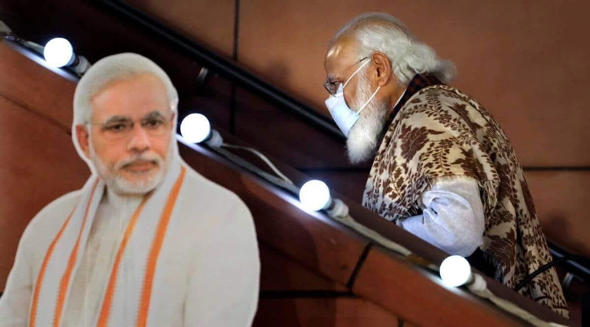 PM Narendra Modi, Modi speech on Covid vaccines, Modi on vaccines, Modi on vaccine procurement, Modi on free vaccines, Free vaccine for adults, Covid news, Indian Express news