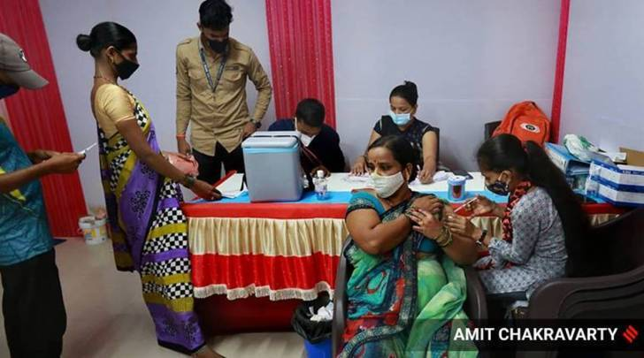 Coronavirus India Live Updates: Survey of Covid-hit in Mumbai shows two jabs offer significant protection