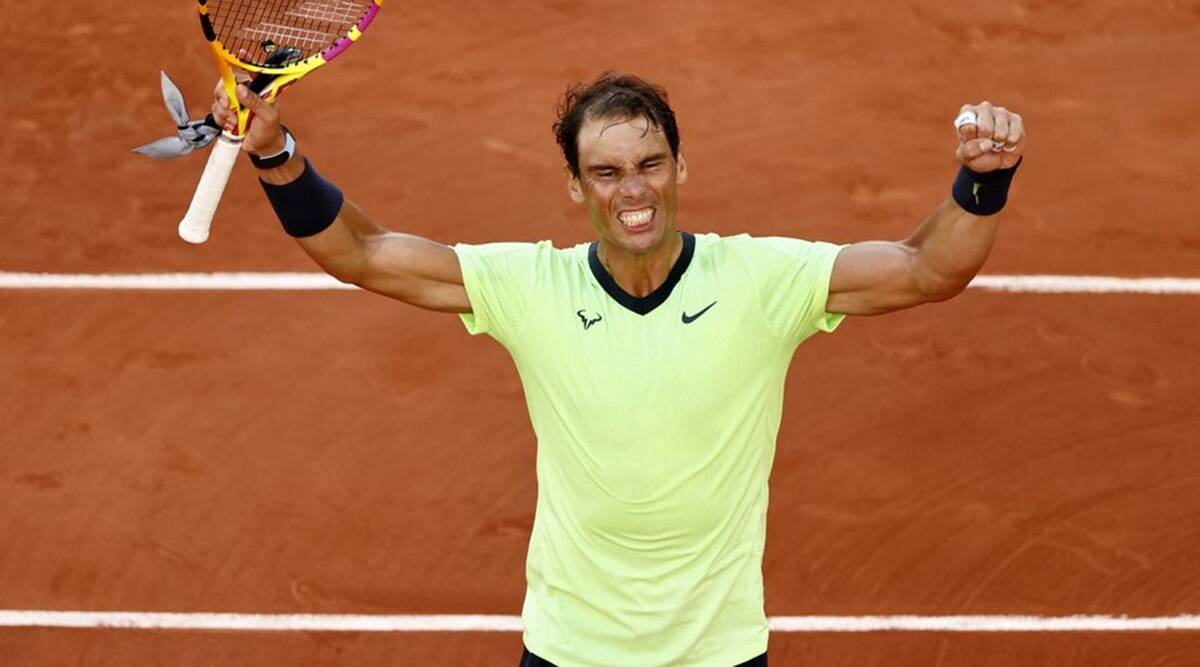 Rafael Nadal ousts Jannik Sinner to march into 15th French Open quarter-final