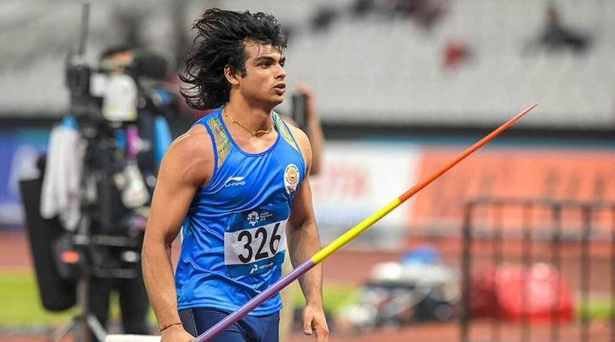 I was in training mode in the Lisbon event: Neeraj Chopra   Sports News,The Indian Express