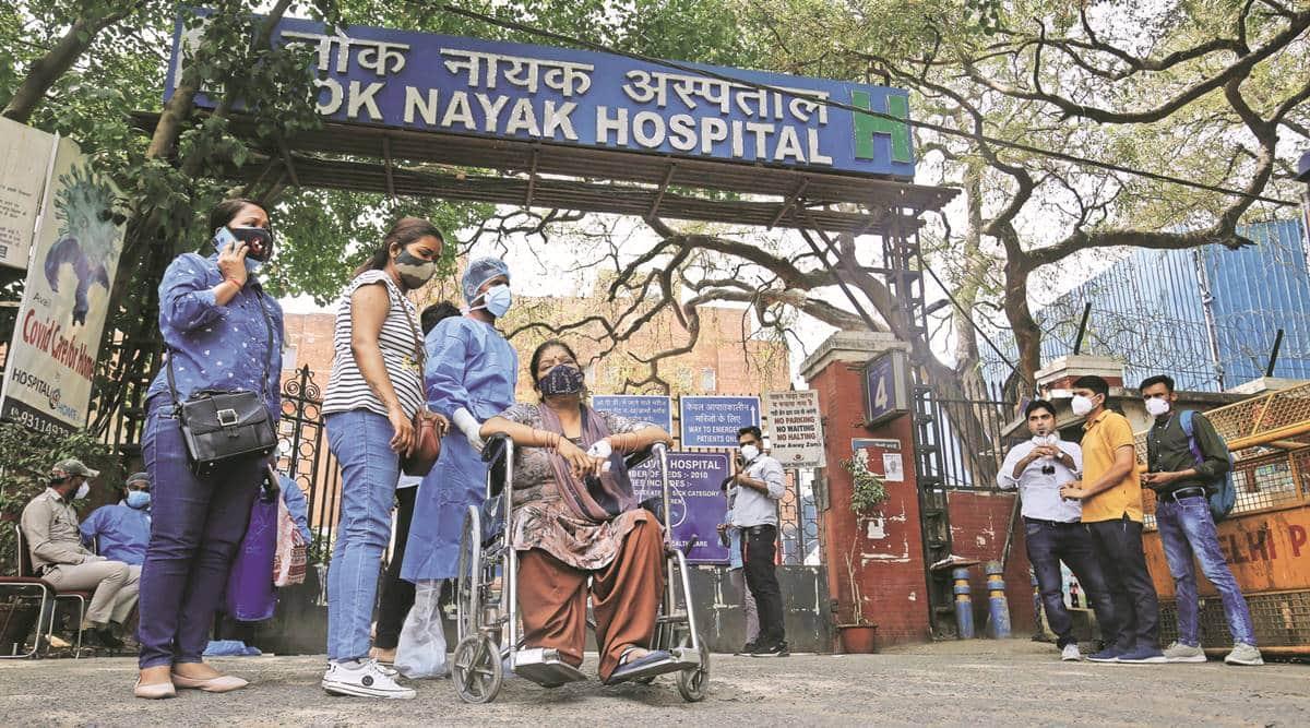 ventilator, Delhi, Covid-19 India Second Wave, delhi news, delhi covid-19 cases, delhi coronavirus cases, delhi latest news, india news, indian express