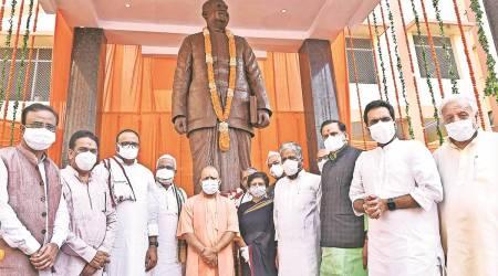 Yogi Adityanath, Uttar Pradesh, vaccination, senior Delhi BJP leaders, UP news, UP assembly elections, UP latest news, india news, indian express