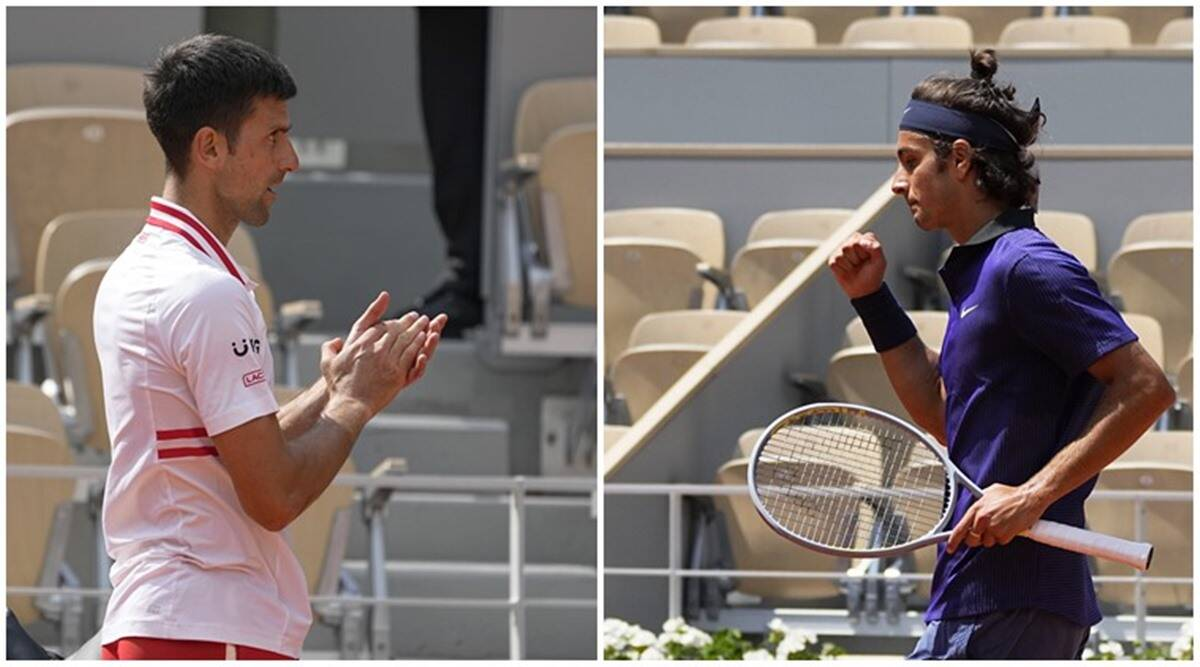 Novak Djokovic overcomes 2-set deficit at French Open, applauds 19-year-old rival's grit