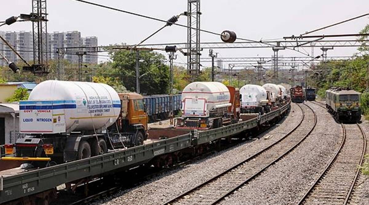 Echo of second wave wane in Railway data: Dip in oxygen delivery, rise in demand on long routes