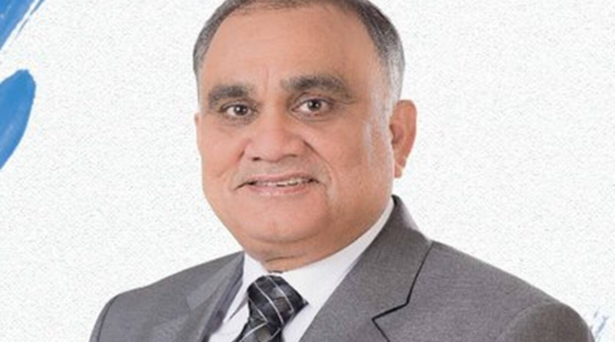 new election commissioner, Anup Chandra Pandey, new election commissioner appointed, indian express