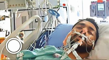 Ludhiana teen battles for life in Canada hospital, family seeks govt help for mother's air travel