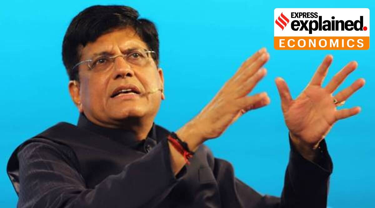 Piyush Goyal, new draft regulations for e-commerce