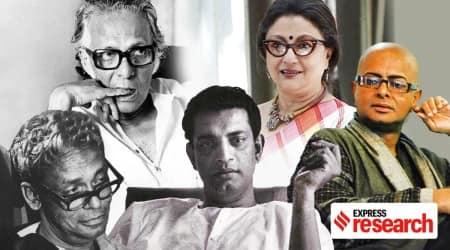 Satyajit Ray, Bengali cinema, Ray films, Ray cinema, politics in Bengali cinema, Aparna Sen, Mrinal Sen, Ritwik Ghatak, Rituparno Ghosh, Bengali films, Bengali film history, Bengali film news, Ray film news, Bengali cinema news, Indian Express