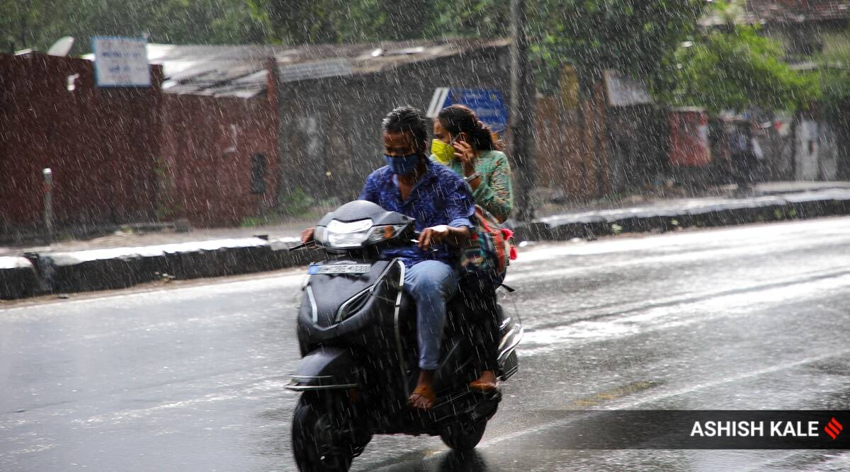 Monsoon sets in four days early in Pune