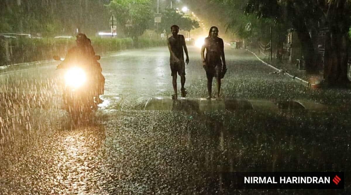 Monsoon advances in Maharashtra, Northeast
