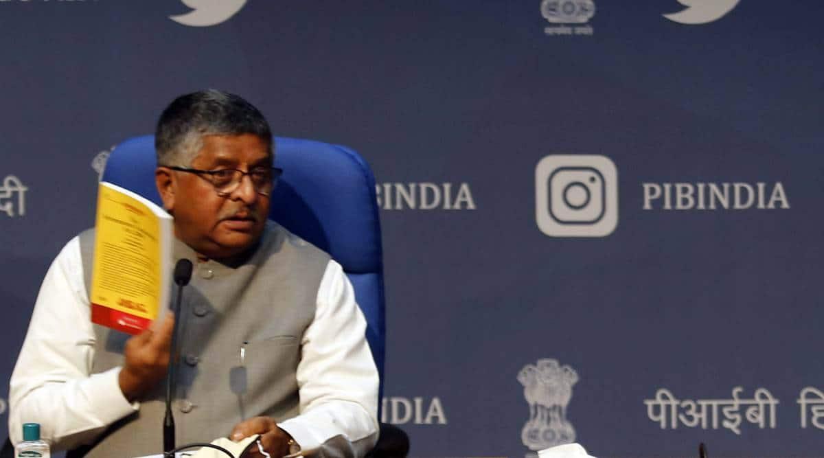 Ravi Shankar Prasad turns up heat on Twitter: it is defiant, chooses not to follow rules