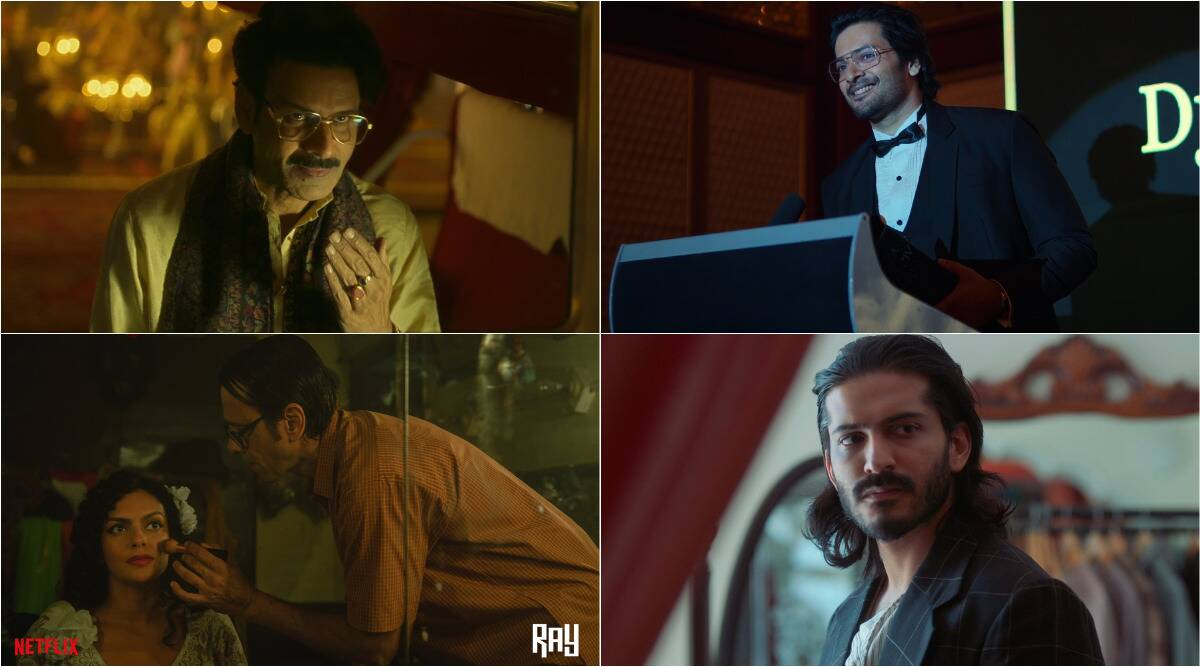 Ray trailer: Netflix's new anthology promises a thrilling, engaging ride | Entertainment News,The Indian Express