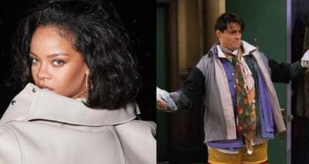 Rihanna, joey