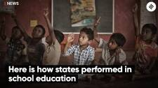 Here is how states performed in school education