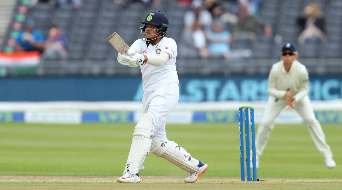 INDWvENGW: Shafali Verma leads India fightback after England enforce follow-on