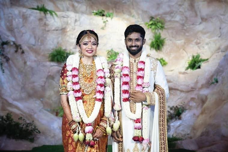 Aishwarya, Rohit Damodharan