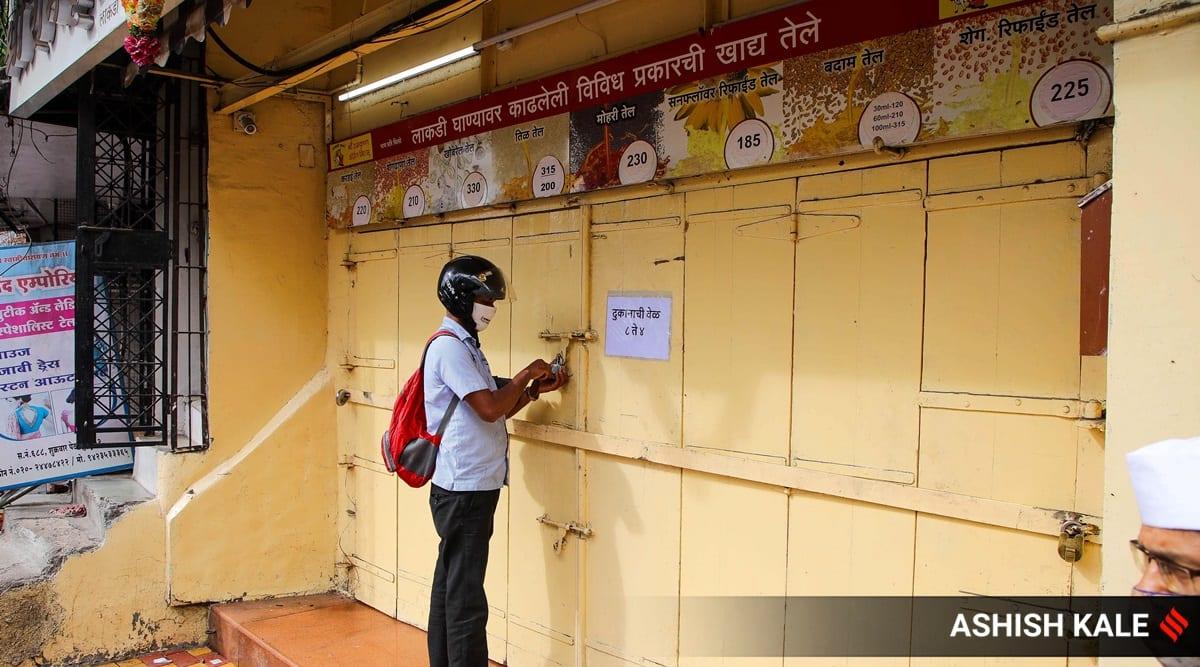Pune, Pune news, Pune lockdown, Pune lockdown guidelines, pune lockdown news today, pune lockdown latest guidelines, Pune shop timings, Pune restrictions, Indian Express