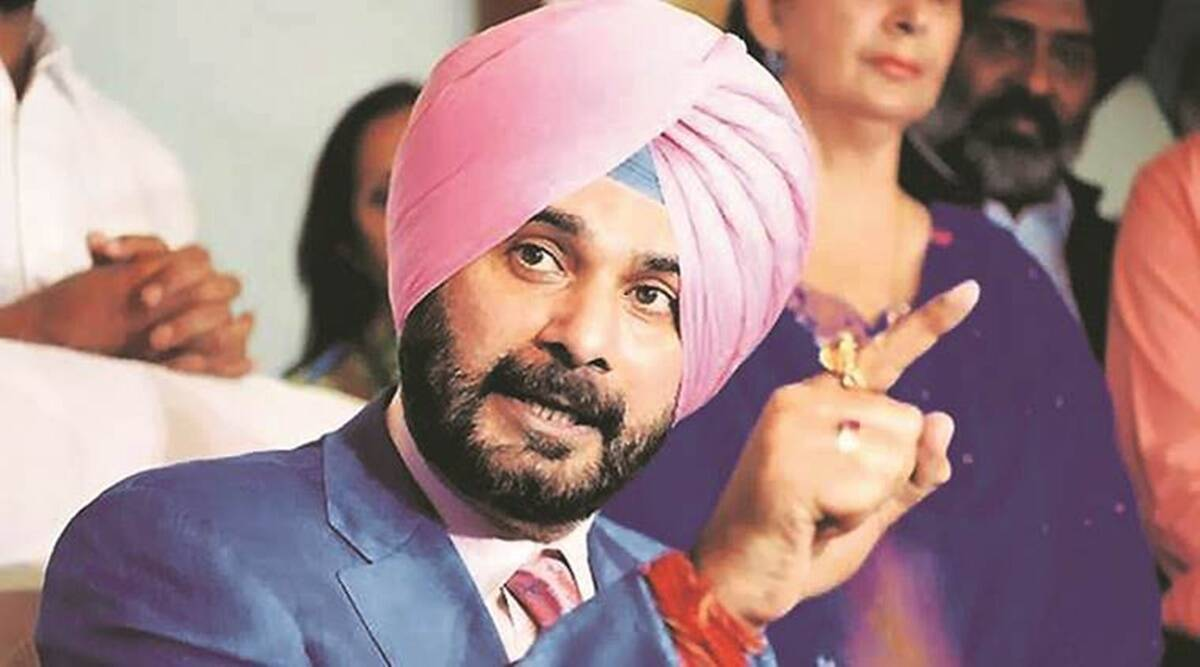 Navjot Singh Sidhu hasn't paid power bill for 8 months, owes Rs 8.67 lakh