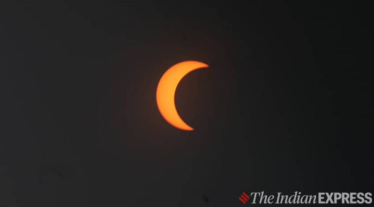 Solar Eclipse 2021 Date, Timings: When will annual solar eclipse be visible, other details thumbnail