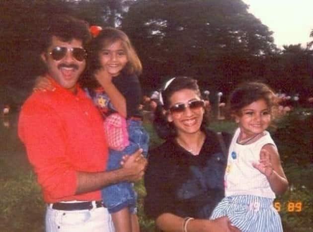sonam family