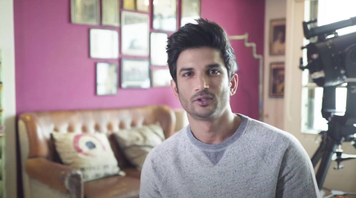 The video was thrown by Sushant Singh Rajput: When the SSR took a tour of his jewelry house, he showed how Shah Rukh Khan was affected.
