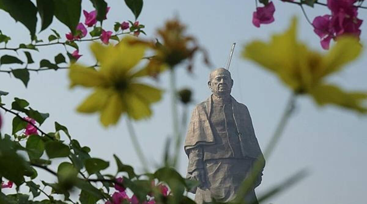 Statue of Unity: Illuminated installations of lotus, unity in diversity to come up at Glow Garden