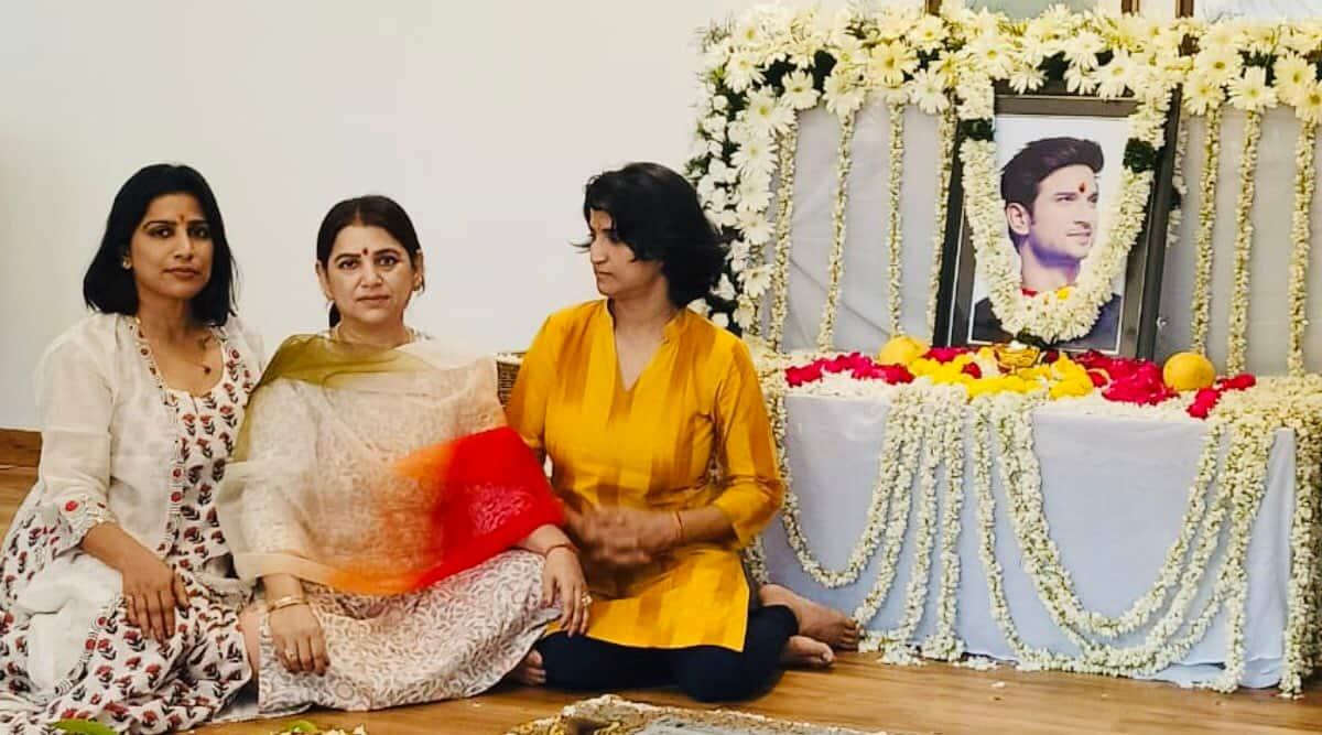 sushant singh rajput death anniversary