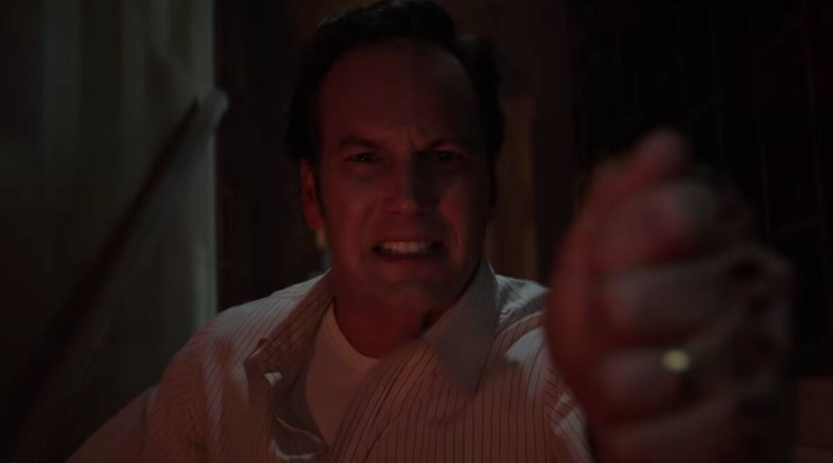 the conjuring 3 new trailer
