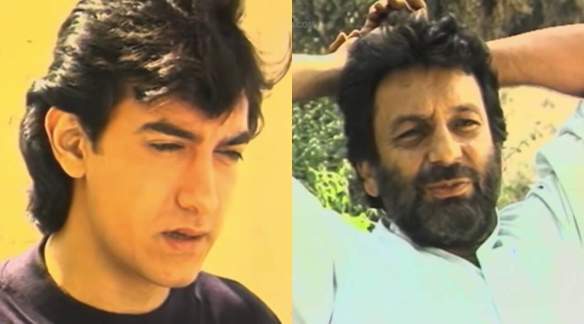 """When Aamir Khan and Shekhar Kapur collaborated on a """"science fiction film like India""""."""