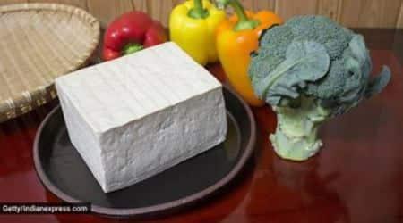 tofu, health food, tofu made from soy proteins, what is tofu, what is tofu made of, health benfits of tofu, health is wealth tofu, protein rich tofu, indianexpress.com