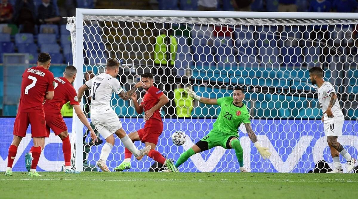 UEFA Euro 2020: Italy open tournament with comfortable 3-0 win over Turkey