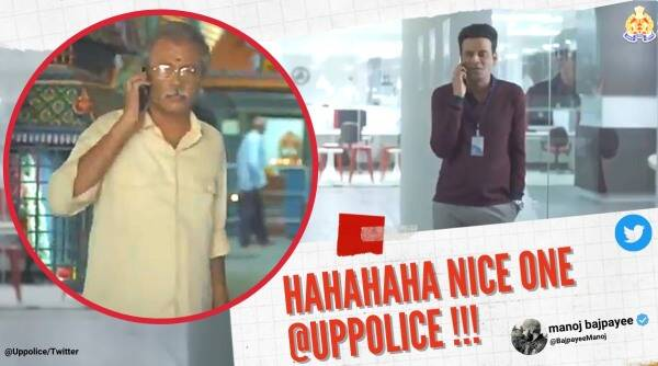 the family man, chellam sir, chellam sir memes, uttar pradesh police chellam sir, up police chellam sir phone memes, viral news, indian express