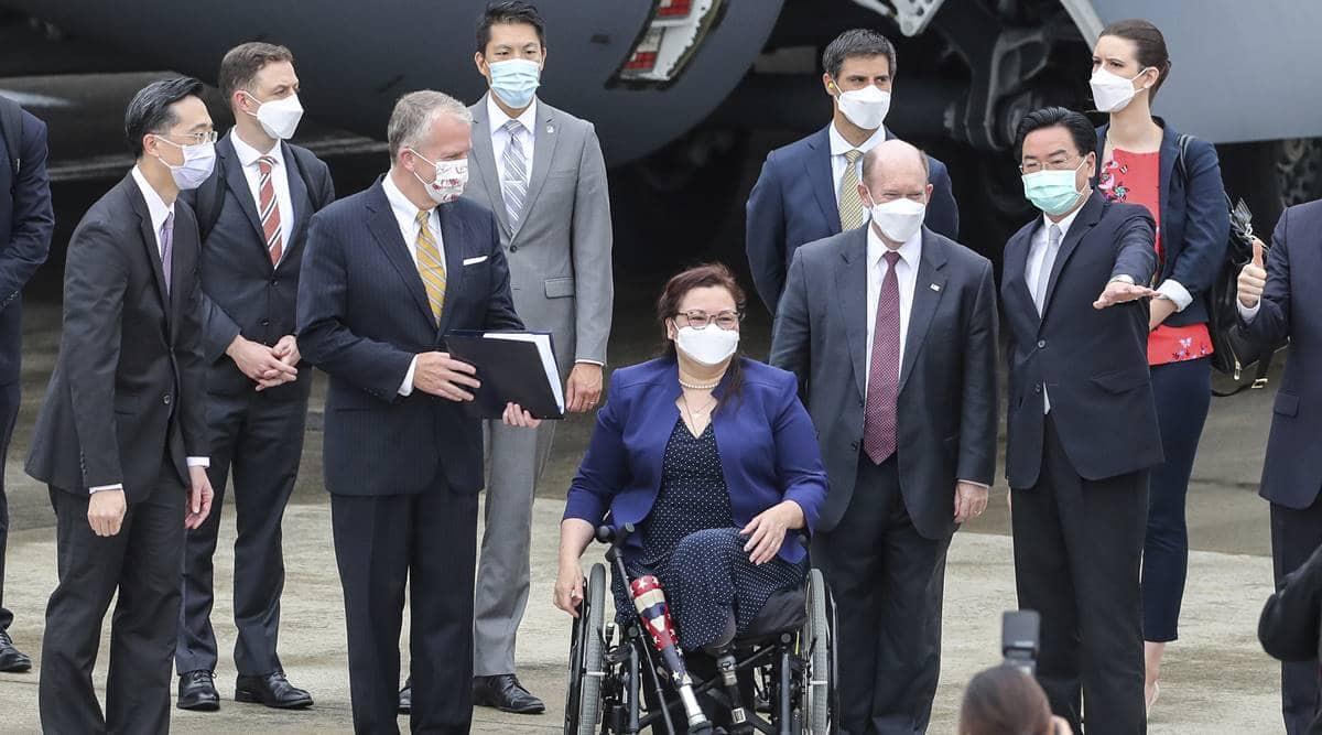 Senators say US donating vaccines to Taiwan amid China row