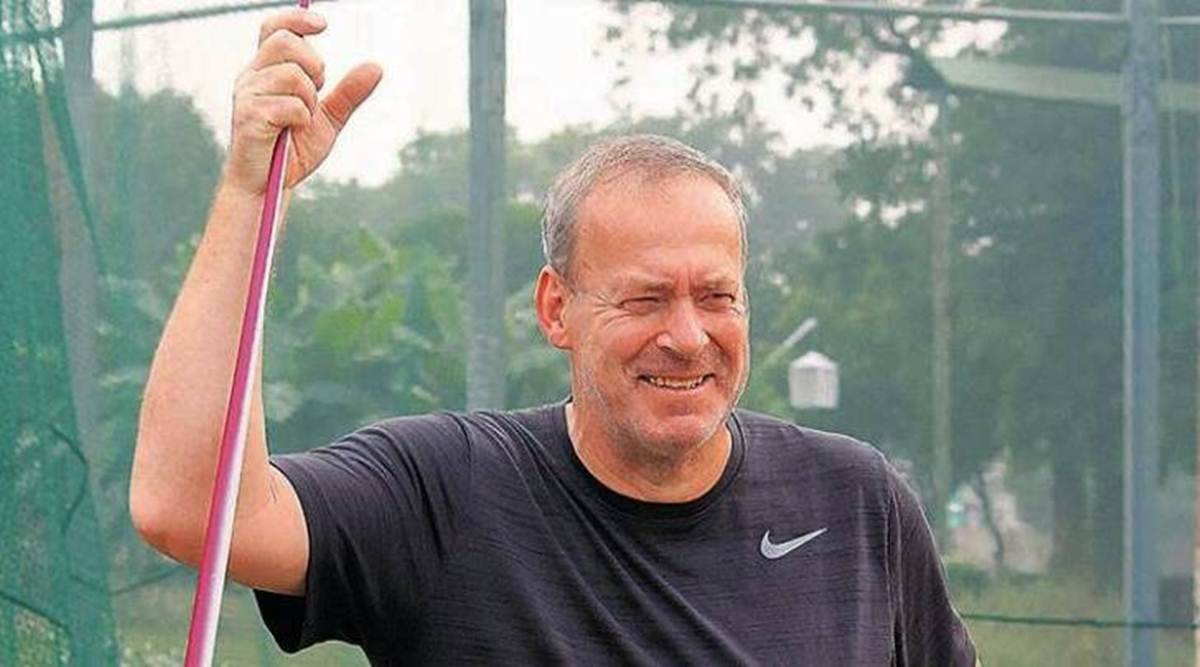 India's German javelin coach Uwe Hohn slams Olympics preparation