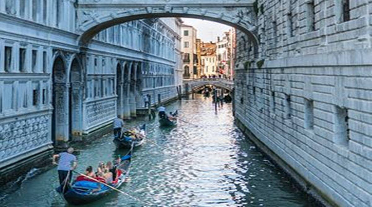 Venice travel and tourism, Covid 19 and tourism, Tourism in covid era, Venice tourism, Sustainable tourism in Venice, indianexpress.com