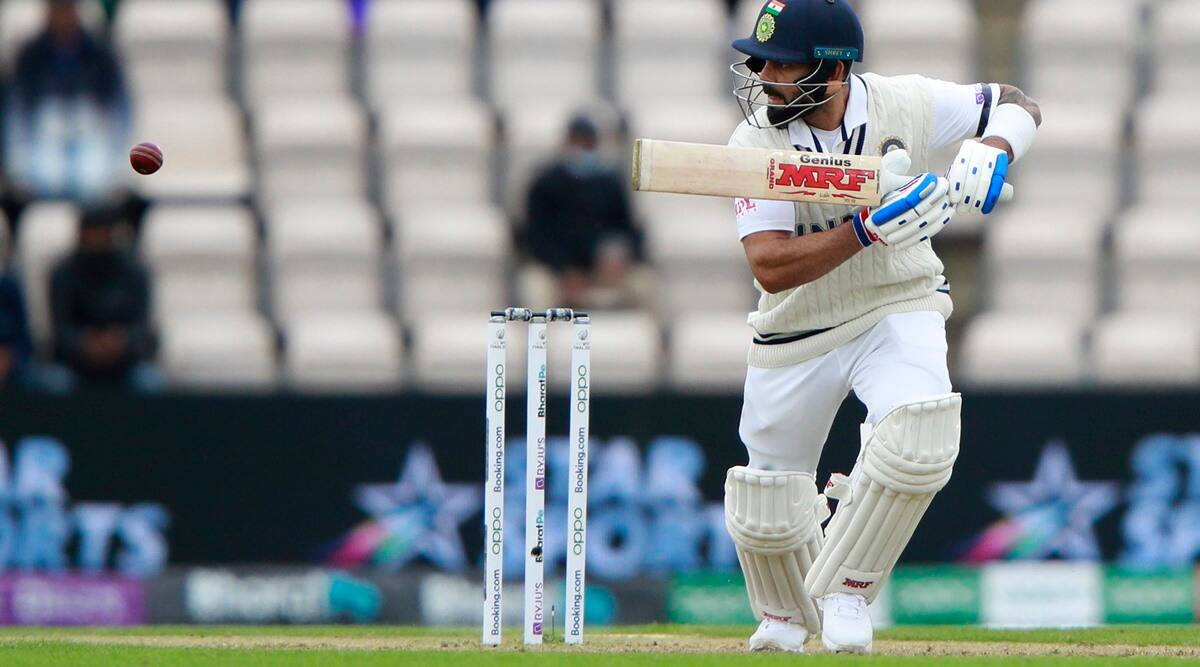 WTC Final Day 2: India step out to counter New Zealand pace attack