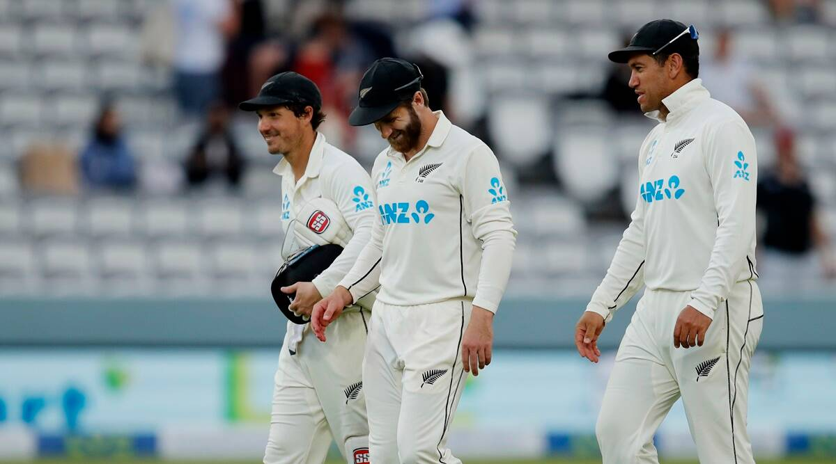 Williamson's left elbow injury being monitored, Boult to play second Test: Stead | Sports News,The Indian Express