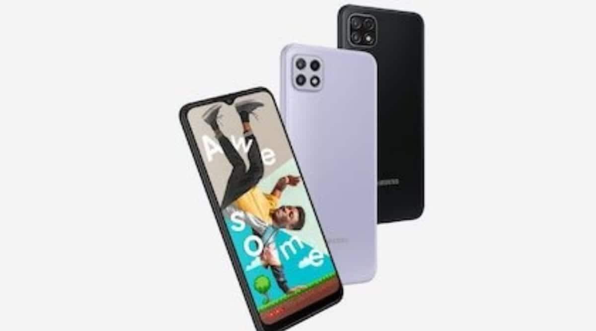 Samsung Galaxy A22 5G, Galaxy A22 5G launch, Galaxy A22 5G specs, Galaxy A22 5G features, Galaxy A22 5G price, Samsung Galaxy A22 5G variants, Samsung,