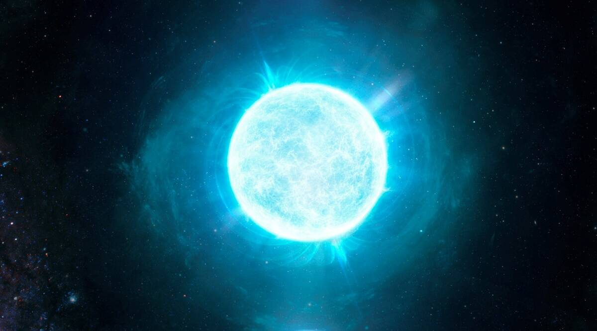 'Extreme' white dwarf sets cosmic records for small size, huge mass thumbnail