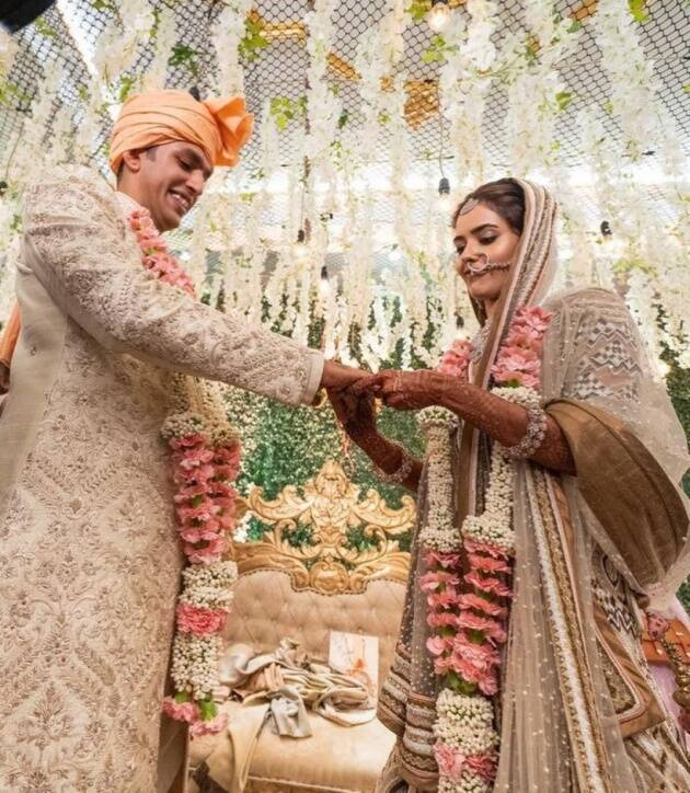sana sayyad wedding