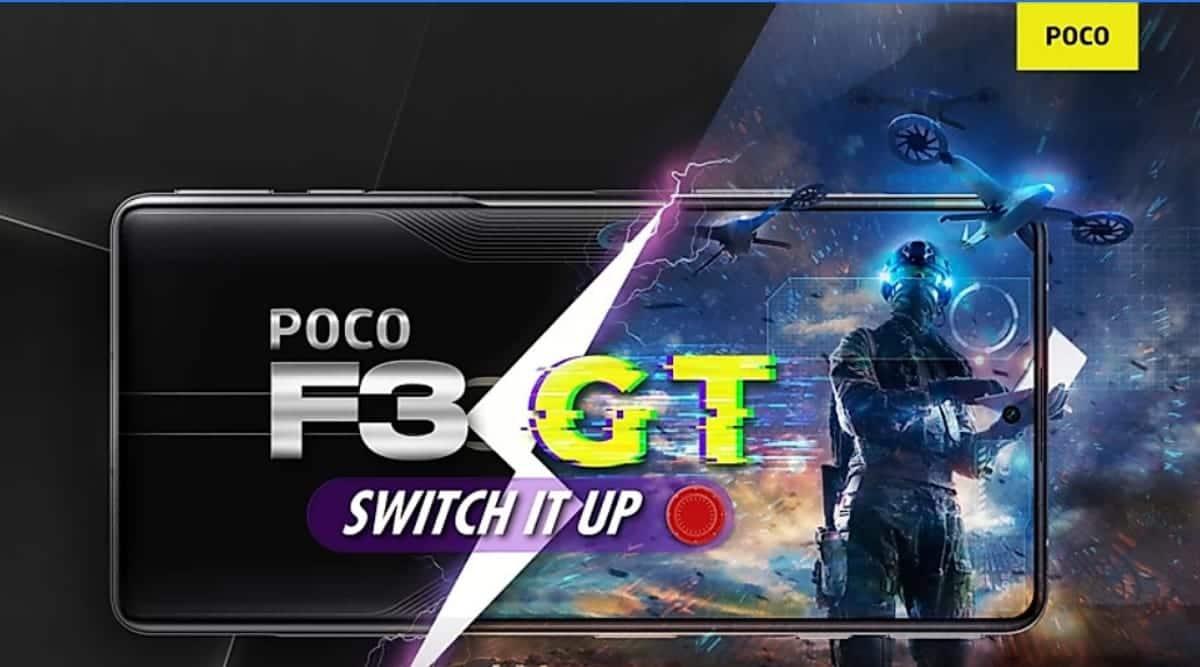 Poco F3 G3, Poco F3 GT launch, Poco F3 GT specs, Poco F3 GT price, Poco F3 GT features, Poco F3 GT specifications, Poco F3 GT release,