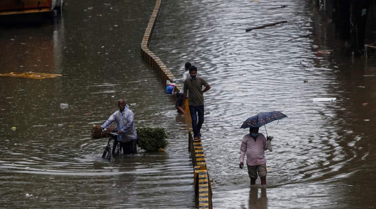 Monsoon, rainfall