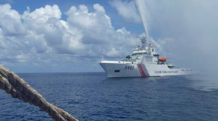 China-Philippines dispute in South China Sea