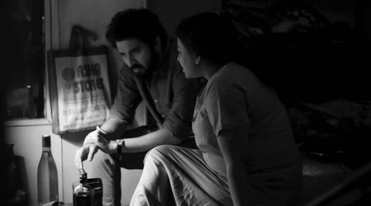 Aditya Vikram Sengupta film Once Upon A Time in Calcutta venice film festival
