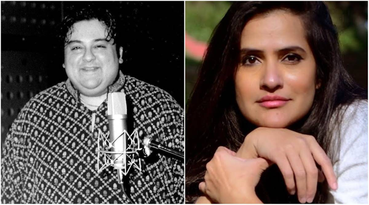 """Sona Mohapatra says he likes to be """"big"""", Adnan Samik replied that he was a """"torchbearer""""."""