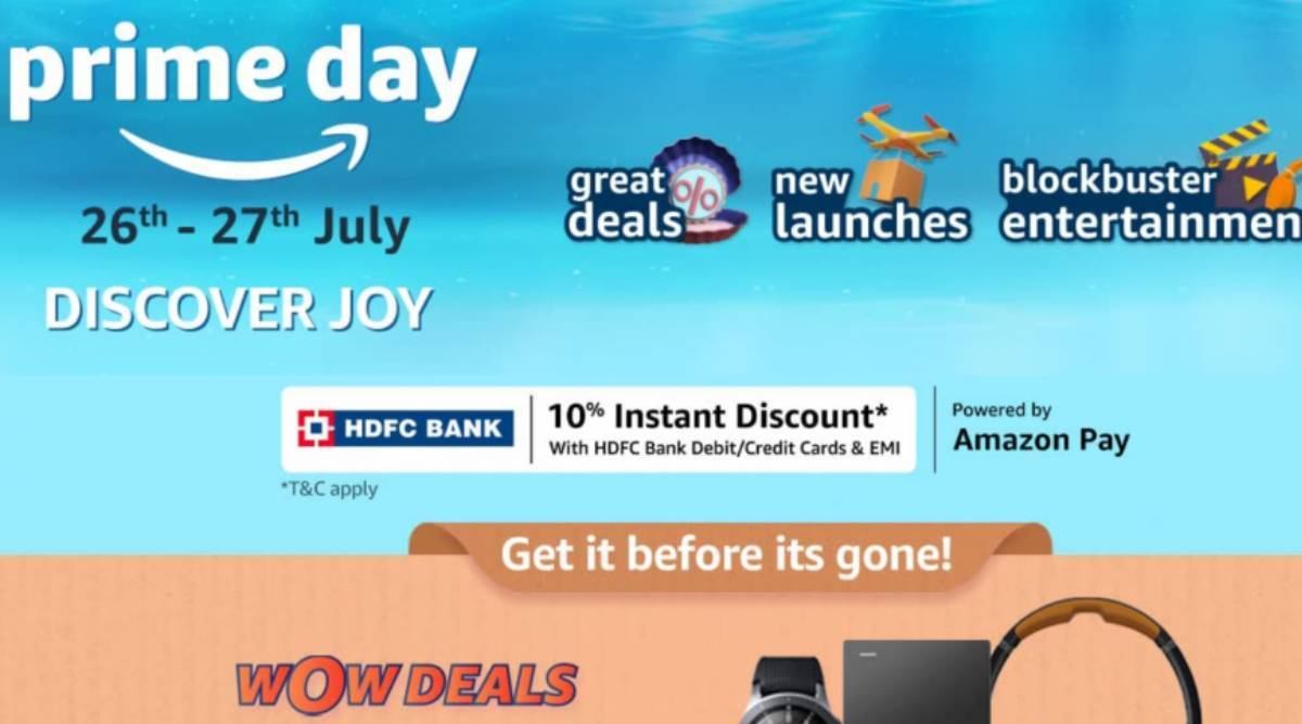 Amazon Prime Day, Amazon Prime Day deals, Amazon Prime Day discounts, Amazon Prime Day discounts, Amazon Prime Day deals
