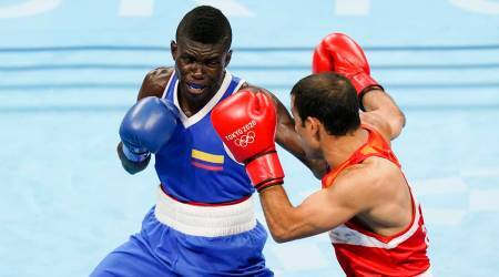 Amit Panghal, Amit Panghal tokyo olympics loss, Amit Panghal vs Yuberjen Martinez, Amit Panghal tokyo 2020 upset