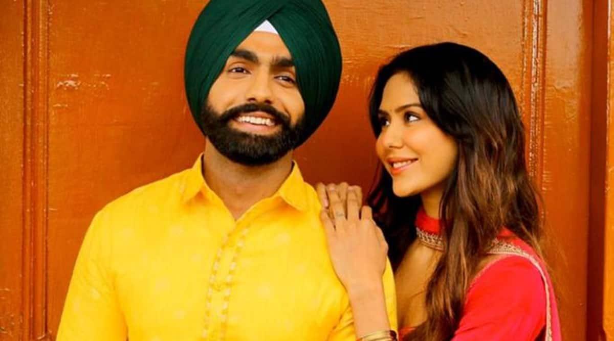 Ammy Virk, Sonam Bajwa, Puaada, Puaada cast, Puaada film, Ammy Virk film