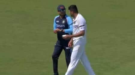 Avesh Khan, Avesh Khan injury, Avesh Khan County Select XI, Avesh Khan thumb injury, India vs County Select XI, India tour of England 2021
