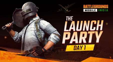Battlegrounds Mobile India, BGMI Launch party